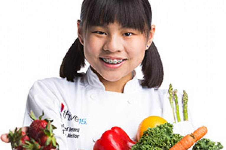 Interview with 14 Year Old Entrepreneur, Chef Remmi Smith