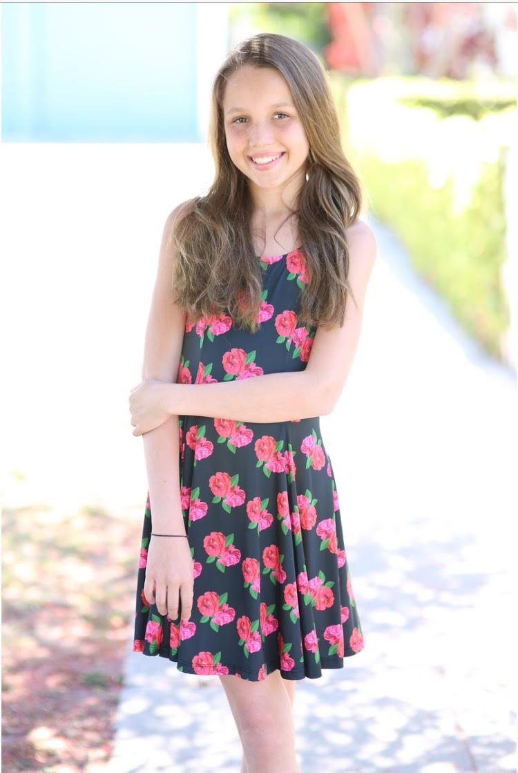 Interview With Grace Rose 12 Year Old Founder Of Her Own Clothing Company Rosie G Kidpreneurs Entrepreneurship For Kids