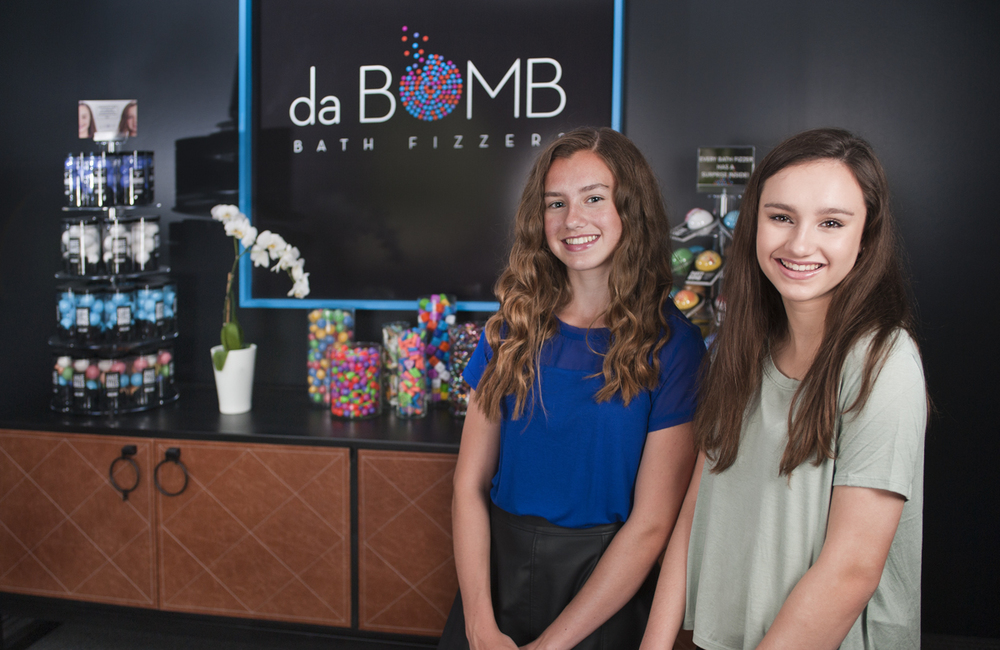 These Sister Kidpreneurs Are Da Bomb With Their Bath