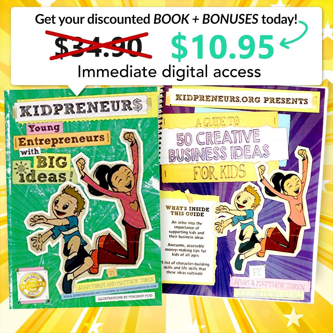 Kidpreneurs Discount