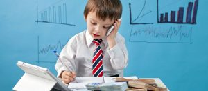 Three Great Financial Lessons for Kidpreneurs