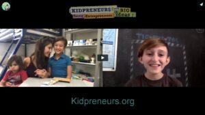 Kidpreneurs Talk Show Nicholas