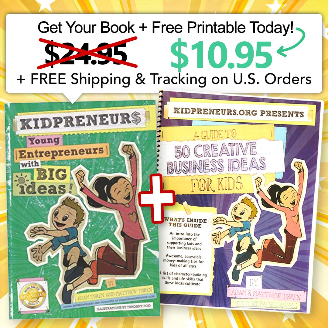 Kidpreneurs Promo