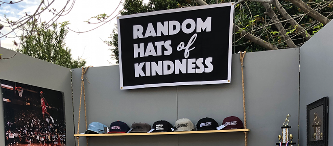 Interview with Jayce McGuirk, Creator of Random Hats of Kindness