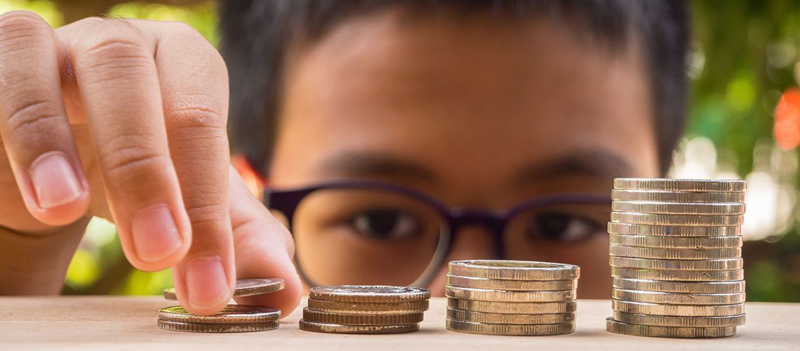 Creative Money Management Tips for Business-minded Kids